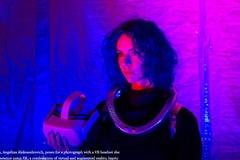 Người phụ nữ sáng tạo ra trải nghiệm tình dục thực tế ảo