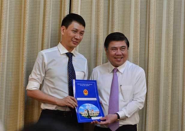 TP.HCM bổ nhiệm hai tân Phó giám đốc Sở