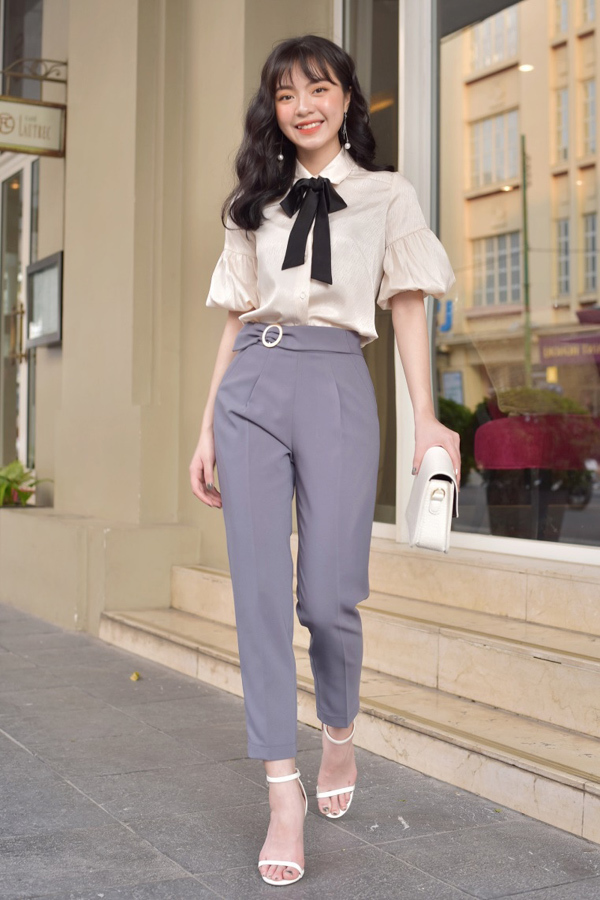 4 xu hướng thời trang công sở hút phái đẹp ở Midi Boutique