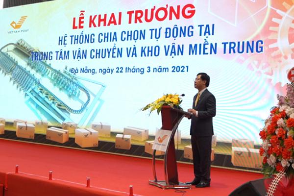 Công nghệ chia chọn hàng hóa 'cực xịn' ở Vietnam Post