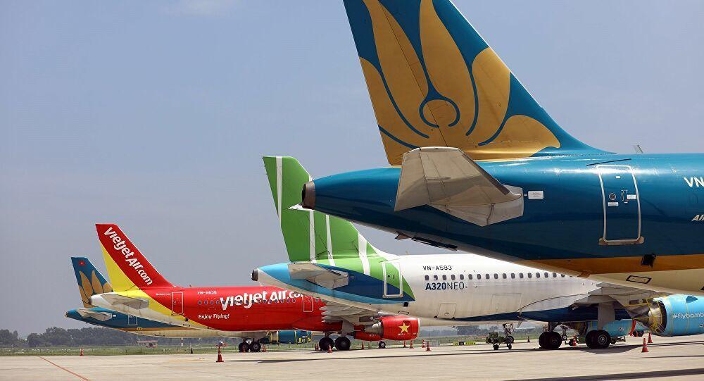 Ba giai đoạn nối lại các chuyến bay thương mại quốc tế