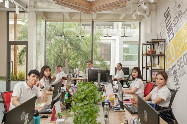 Skylink Group - startup căng tràn 'sức trẻ'