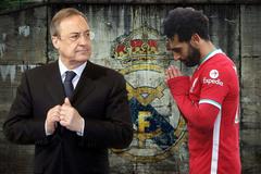 Real Madrid đề nghị ký Salah giá 93 triệu euro