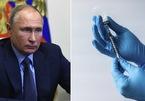 Ông Putin hé lộ dự định tiêm vắc-xin ngừa Covid-19