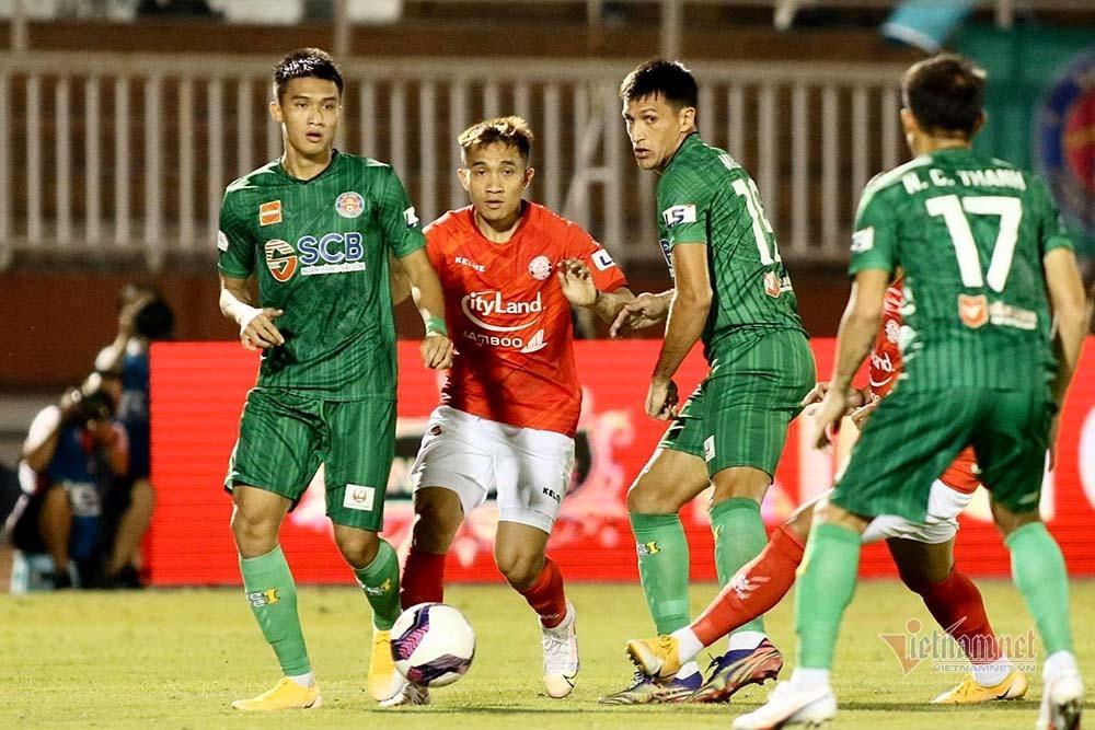Sài Gòn FC: Khổ với thời thế