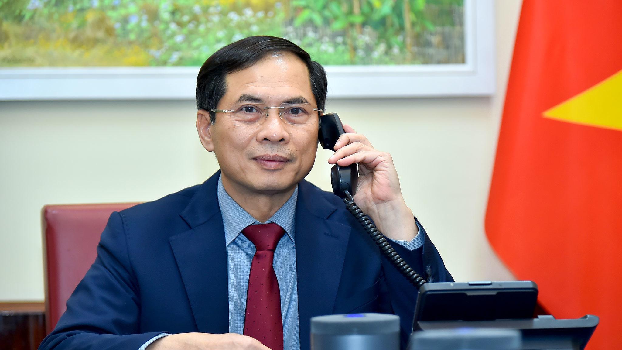 Mỹ mong muốn hợp tác chặt chẽ hơn nữa với Việt Nam
