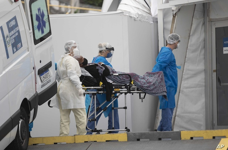 Thế giới hơn 100 triệu người khỏi Covid-19, vắc-xin đường uống sắp thử nghiệm