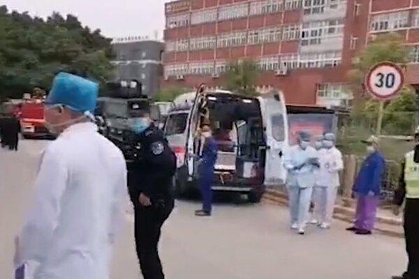 Đánh bom ở Trung Quốc, nhiều người thương vong