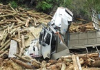 Hiện trường vụ 7 người chết trong cabin xe chở keo ở Thanh Hóa