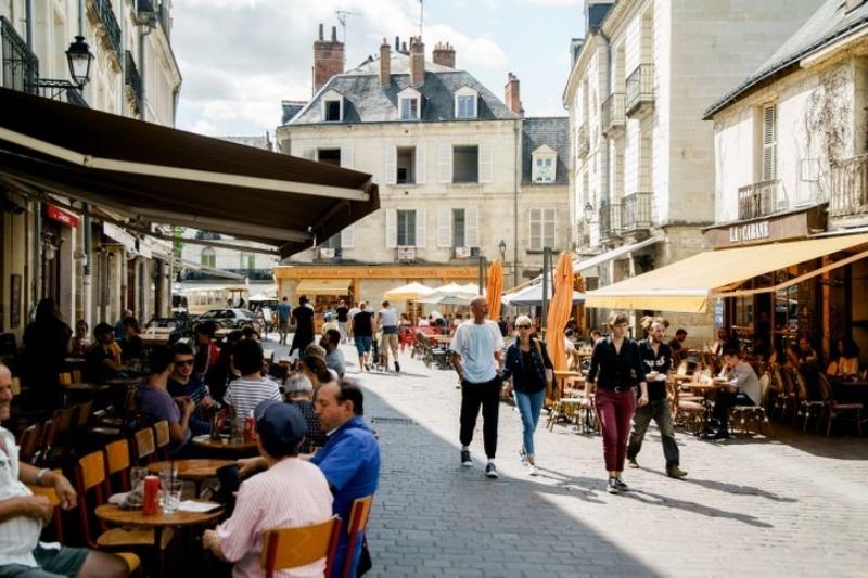 Người Pháp rất tiết kiệm, không ngại mua đồ cũ