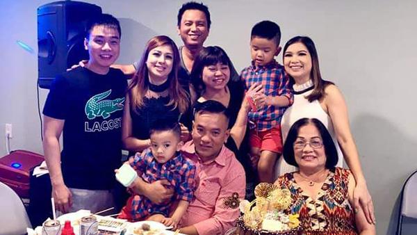 Tuổi 42, Phạm Thanh Thảo sống sung sướng bên chồng đại gia và 2 con