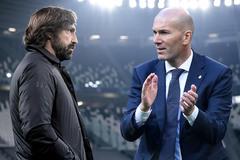 Juventus chọn Zidane nếu sa thải Pirlo