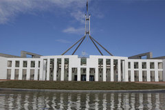 Rò rỉ hình ảnh về hành động dâm ô trong Quốc hội Australia