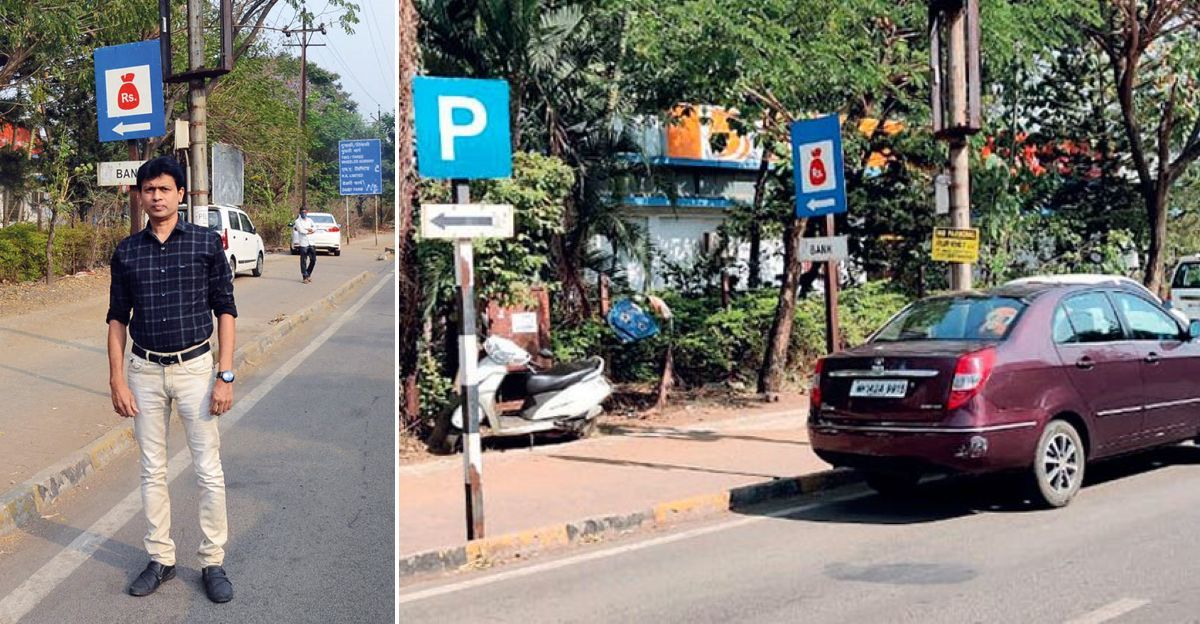 Người đàn ông bỏ gấp 50 lần tiền phạt để chứng minh không đỗ xe sai