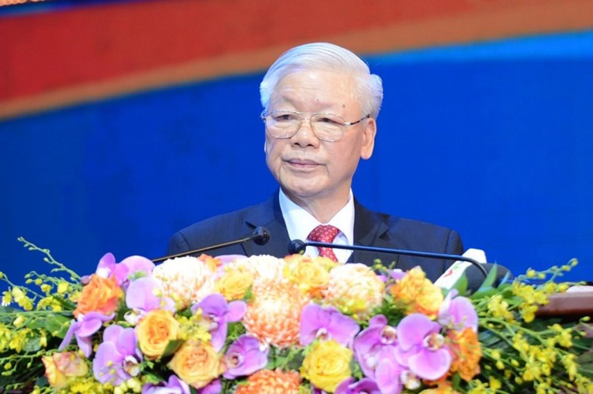 Phát biểu của Tổng Bí thư, Chủ tịch nước tại Lễ 90 năm Ngày thành lập Đoàn