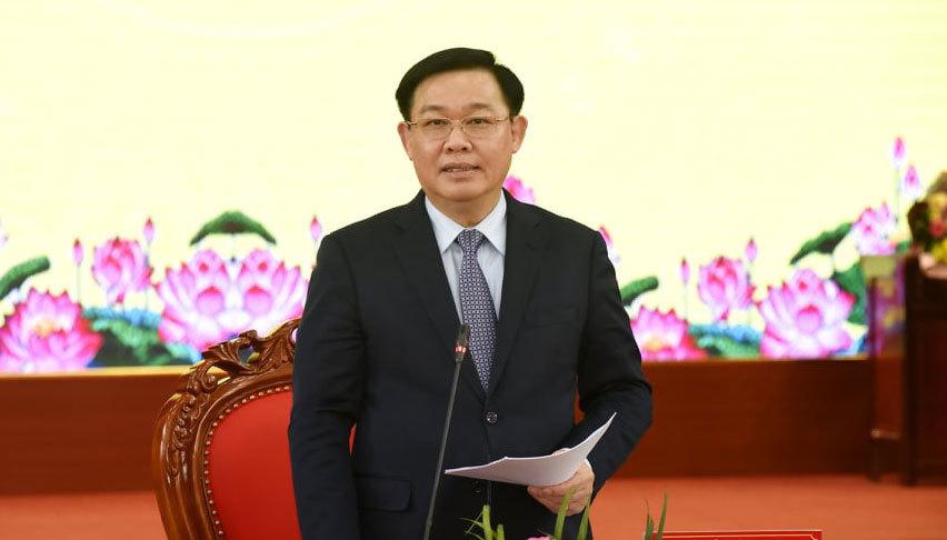 Hà Nội: Thêm huyện Thanh Oai muốn lên quận
