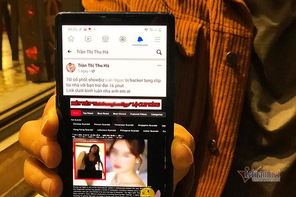 Rộ chiêu lừa lấy tài khoản Facebook bằng link sex