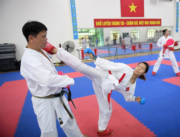 Karate,Tokyo Olympics,martial arts