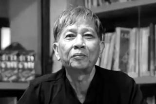 Điếu văn tiễn biệt biệt Nguyễn Huy Thiệp