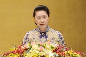 Những dấu ấn của nhiệm kỳ nữ Chủ tịch Quốc hội đầu tiên