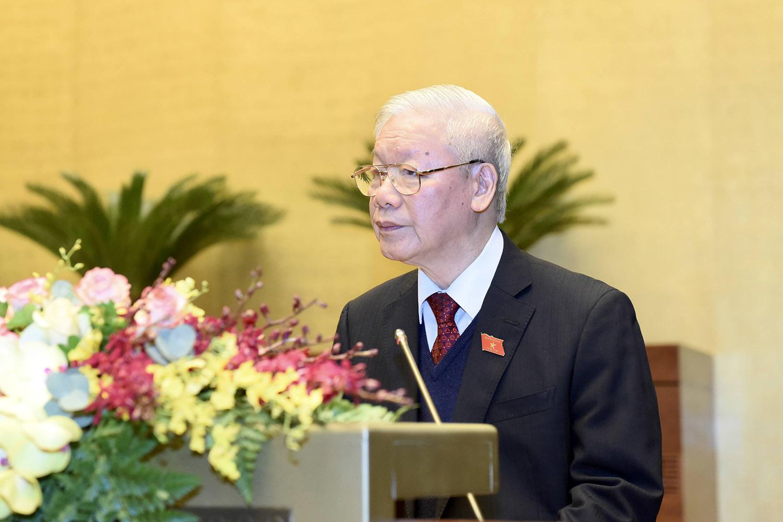 Chủ tịch nước luôn gương mẫu, giản dị, khẳng định vị thế của Nguyên thủ quốc gia