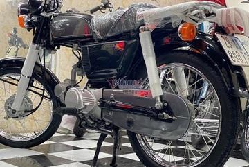 Hàng hiếm Honda CD50 đời cũ năm 2000 giá 300 triệu đồng ở Hà Nội