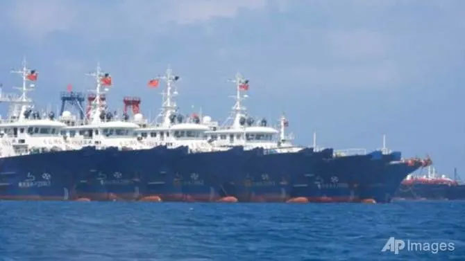 Philippines điều thêm tàu tuần tra tới gần nơi tàu Trung Quốc tập trung
