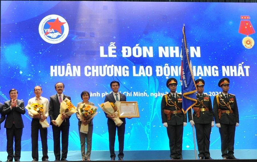 Chủ tịch TP.HCM: Thanh niên phải luôn khát vọng về một Việt Nam hùng cường