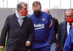 MU đấu Liverpool, Koeman yêu cầu cấp bách Barca