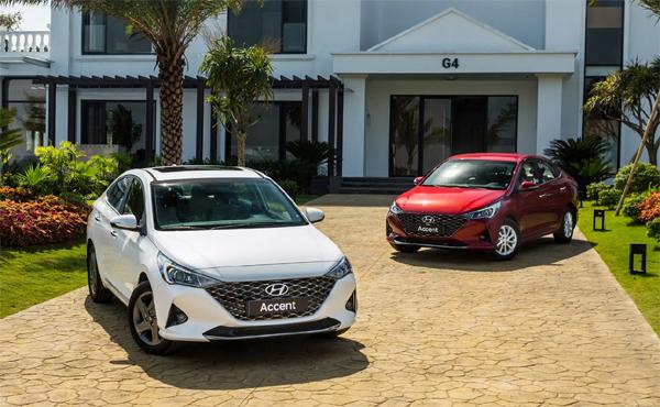 4 ưu thế vượt trội của Hyundai Accent New