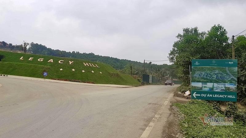 Giữa cơn sốt đất, nhiều địa phương cảnh báo giao dịch ở hàng loạt dự án