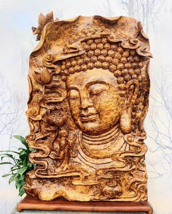 Tượng gỗ An Huy - lựa chọn quà tặng mỹ nghệ độc đáo