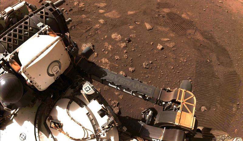 Tàu Perseverance của NASA bắt đầu tìm kiếm dấu hiệu sự sống trên Hỏa tinh