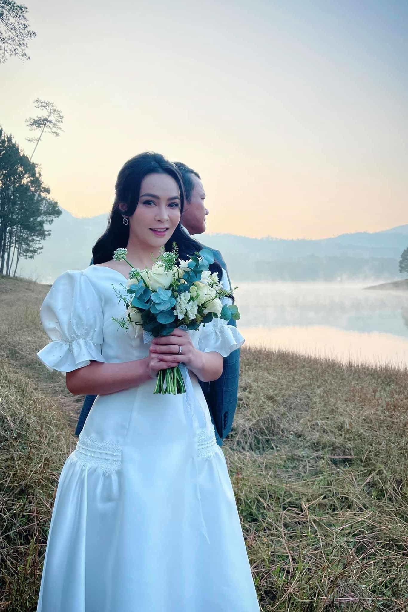 Chồng đại gia sắp cưới hơn 12 tuổi của Mỹ Ngọc Bolero