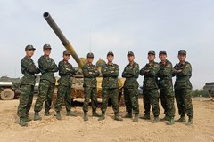 Leader of soldiers' tank crew at Army Games honored