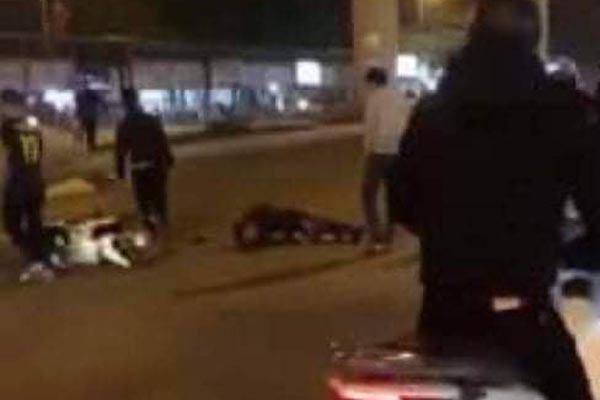 Thanh niên 'thông chốt', đâm trọng thương thượng úy công an ở Hà Nội