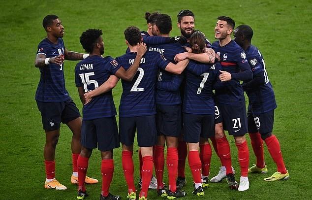 Griezmann ghi tuyệt phẩm, Pháp tuột chiến thắng trước Ukraine