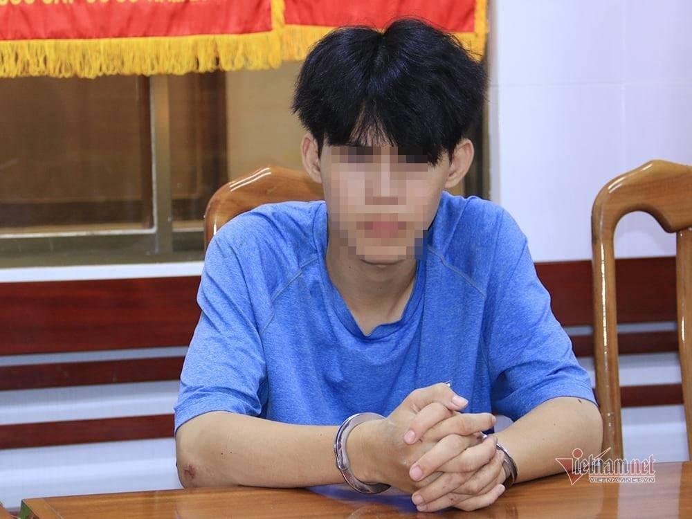 Bắt thanh niên giết người, cướp tài sản ở An Giang