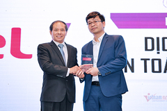 Vietnamese telecom providers survey users' satisfaction