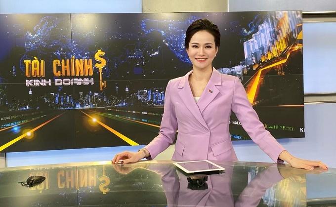 Căn hộ xinh xắn của MC Thu Hương VTV