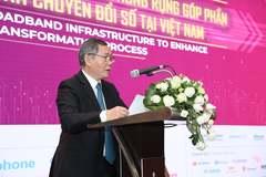 Toàn văn phát biểu của ông Trần Đức Lai tại World Mobile Broadband Summit 2021