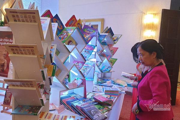 Nhiều sách hay được giới thiệu hướng ứng Ngày Sách Việt Nam
