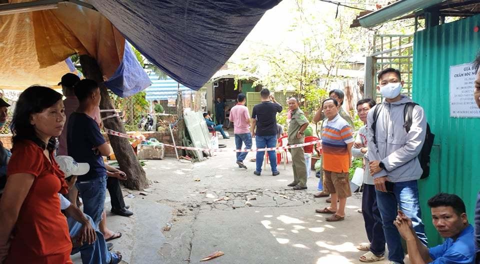Cháy nhà trong hẻm ở Sài Gòn, 3 người tử vong