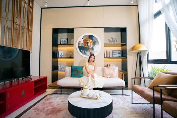 Phạm Quỳnh Anh đầu tư nhà phố, tích lũy cho con