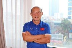 Tuyển Việt Nam: Khi thầy Park cần áp lực để... 'làm phép'