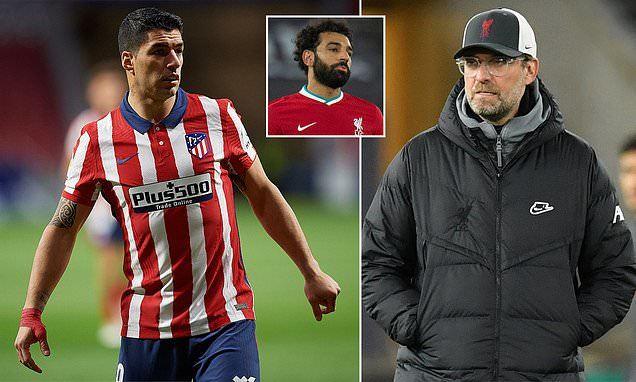 Luis Suarez có thể trở lại Liverpool, nếu Salah ra đi
