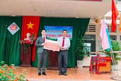 Honda Việt Nam dành 4,7 tỷ đồng khuyến học