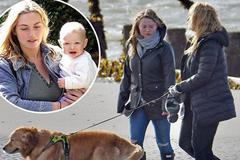 Con gái 21 tuổi lần hiếm hoi xuất hiện cùng Kate Winslet