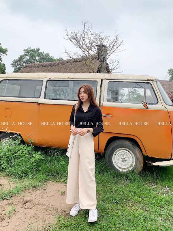 Phong cách thời trang tinh tế với Bella House