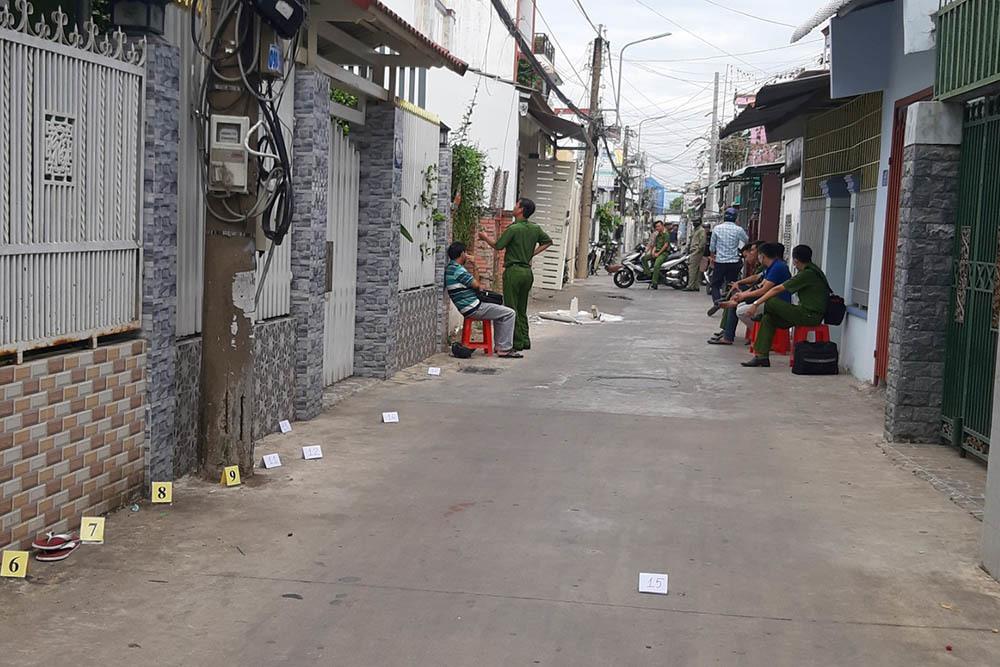 Bắt nhóm thanh niên nổ súng loạn xạ ở Tiền Giang làm 1 người chết